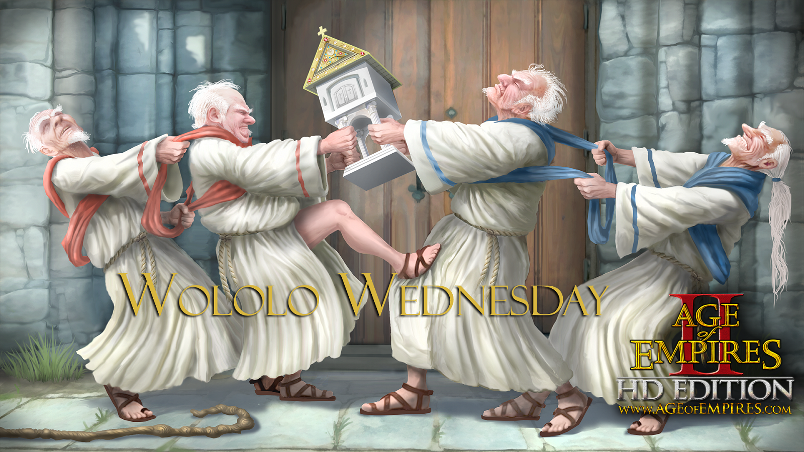 Lo Lo Steamer ~ Wololo wednesdays may contest and april winners age of