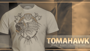 Eighty Sixed's Tomahawk Shirt