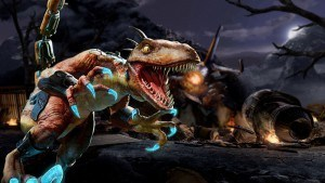 You and Your Riptor Unit