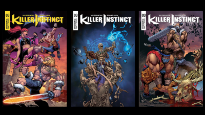Killer Instinct Comic: Volume 3