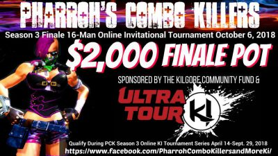 #PCK Season 3 Finale is Sponsored by the KI Ultra Tour