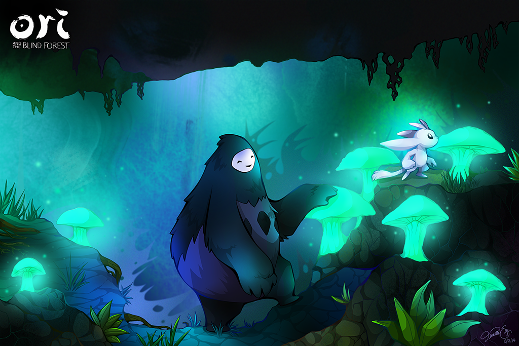 ori_and_the_blind_forest_fan_art_by_arcaneavis-d81bt7x