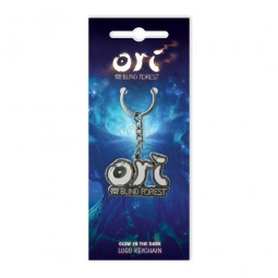Ori and the Blind Forest Logo Keychain