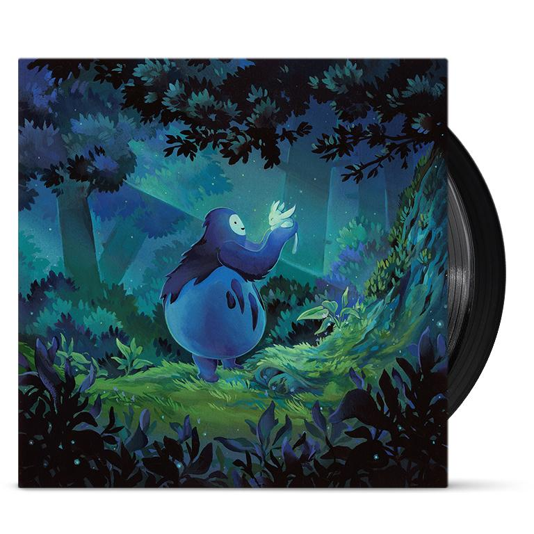 Ori and the Blind Forest Vinyl 2xLP (2020 Re-Issue)