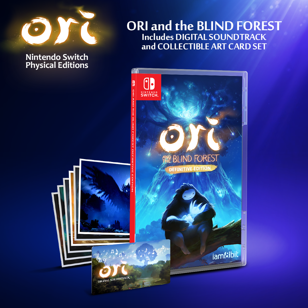 Ori and the Blind Forest – Physical Switch Edition